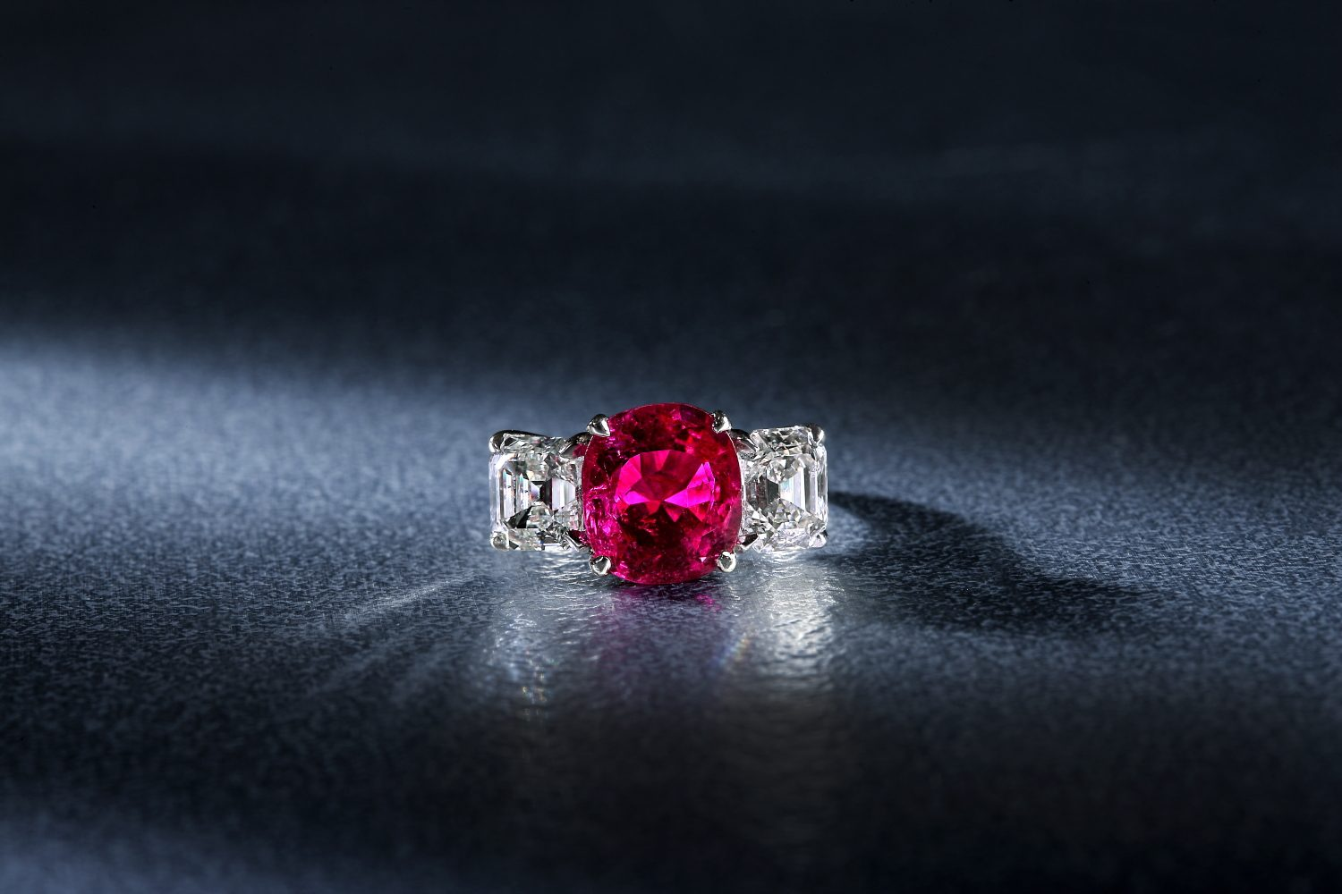 RUBY RING - KANJIMULL & SONS JEWELLERS