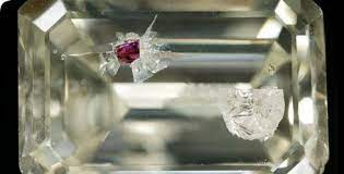 Crystal and Mineral Inclusions in Diamond