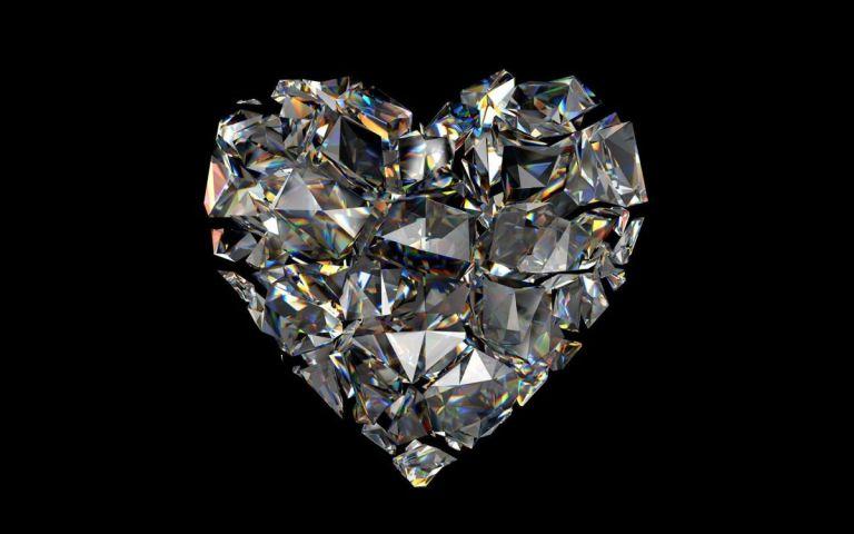 Diamond Broken