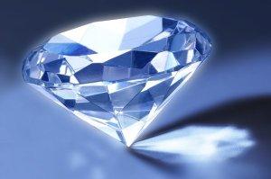 Diamond Refraction