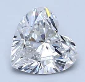 0.95 Ratio Heart Shaped Diamond