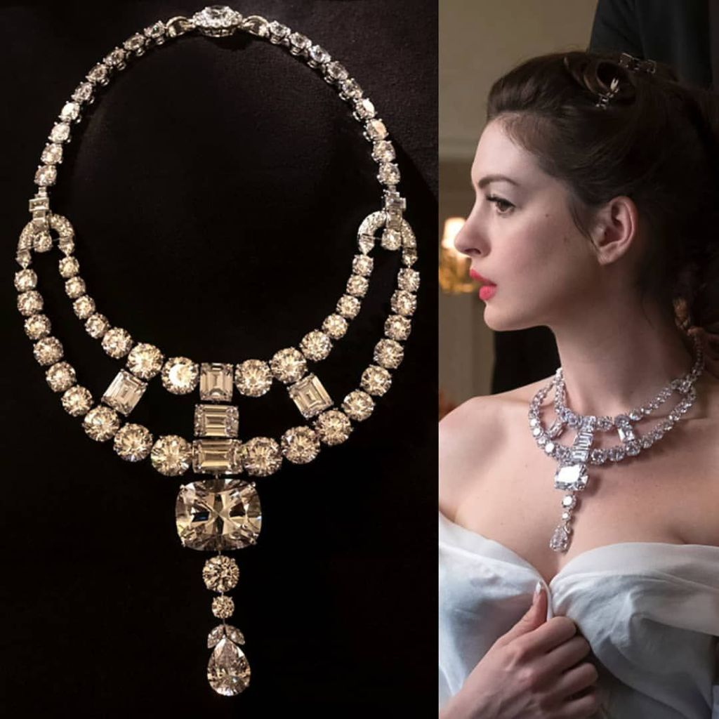 Source Pinterest - The Toussaint necklace by Cartier