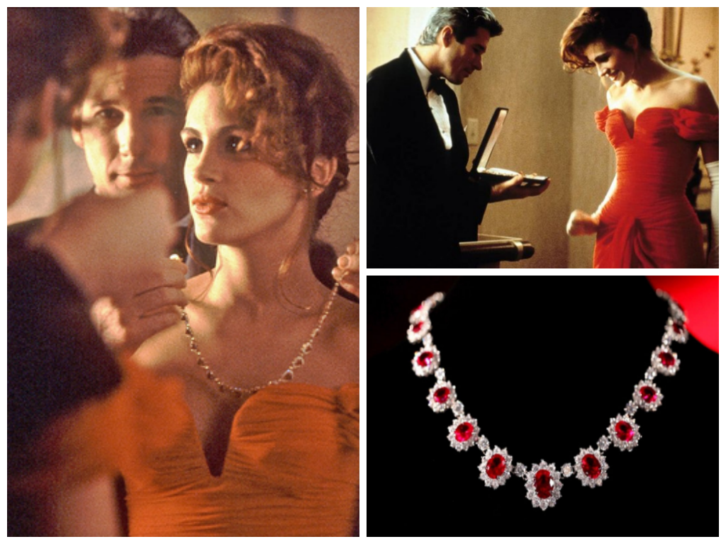 Source - Pinterest -The Most Iconic Jewelry in Movies | Pretty woman movie, Pretty woman,  Jewelry
