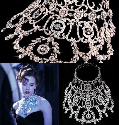 Source - Pinterest - Satine - Moulin Rouge Diamonds