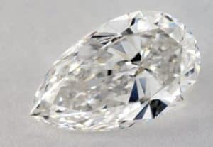 Too Curvy Pear Diamond