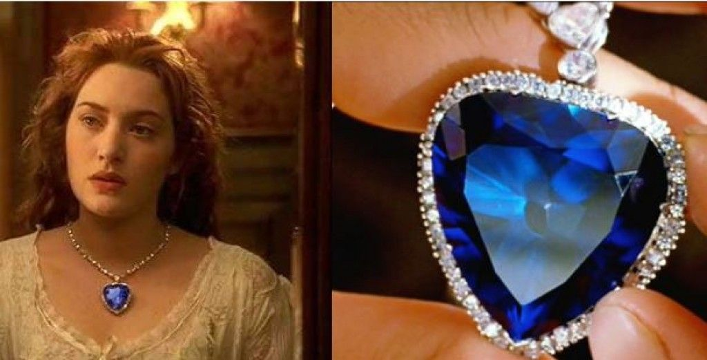 Source Pinterest - gloria stuart necklace | Titanic jewelry, Titanic costume,  Designer jewelry brands