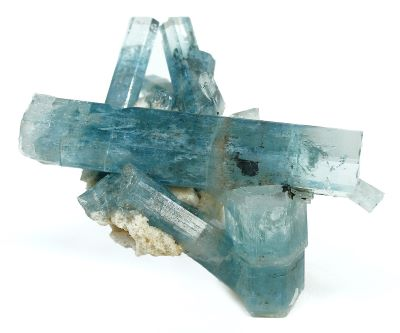 Aquamarine Crytal Deposit